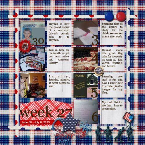365 - June 30 - July 6, 2013