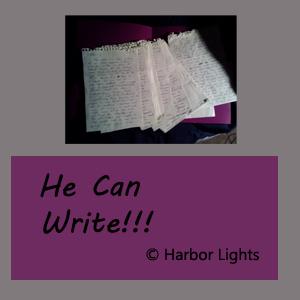 He Can Write
